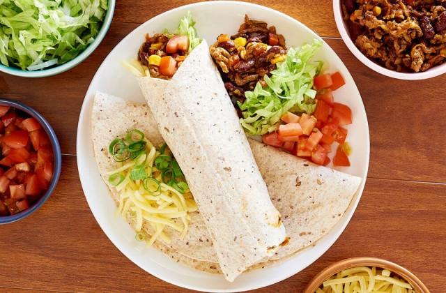 Best Burrito In Coachella Valley
