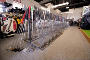 Golf Alley golf club store