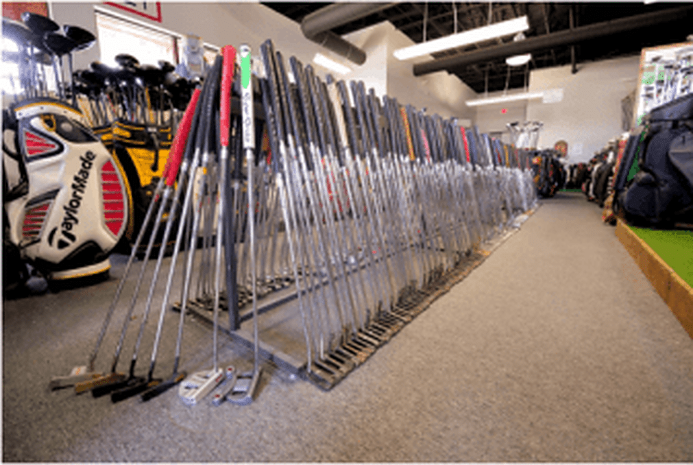 Golf Alley golf club store